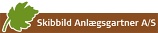 Skibbild Anlægsgartner A/S logo