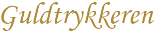 Guldtrykkeren logo