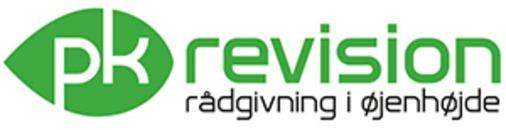 PK Revision Statsautoriseret Revisionsanpartsselskab logo