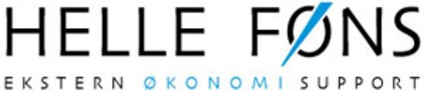 Helle Føns Ekstern Økonomi Support logo