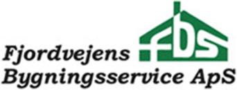 Fjordvejens Bygningsservice ApS logo