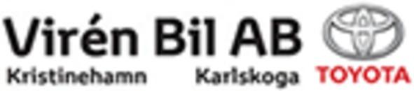 Virén Bil AB logo