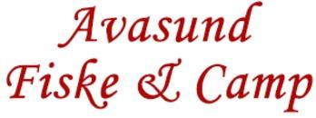 Avasund Fiske & Camp logo