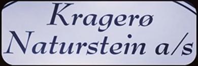 Kragerø Naturstein AS logo