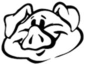 Sydstrandens Slagter logo