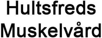 Hultsfreds Muskelvård logo