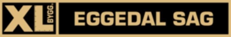 Eggedal Sag XL BYGG logo