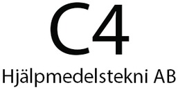 C4 Hjälpmedelsteknik AB logo