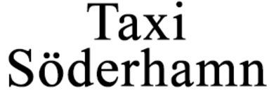Taxi Söderhamn logo