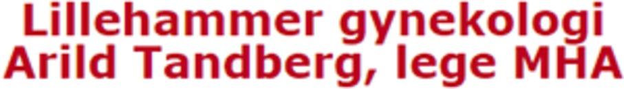Lillehammer Gynekologi AS logo