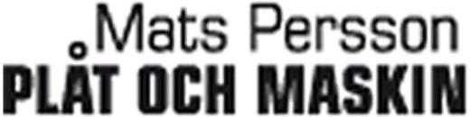 Mats Perssons Plåtslageri logo