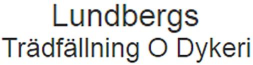 Lundbergs Trädfällning O Dykeri logo