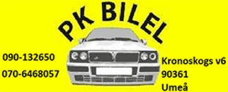 PK Bilel & Bilverkstad logo