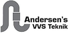 Andersen's VVS Teknik logo