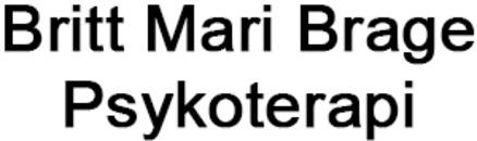 Britt Mari Brage Psykoterapi - Individ o Par logo