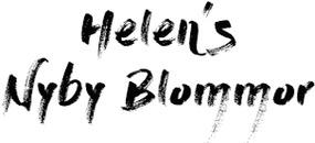 Nyby Blommor, Helen's logo