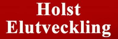Holst Elutveckling på Österlen logo