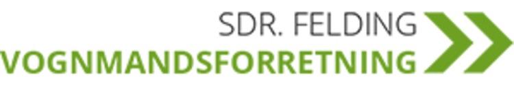 Sdr. Felding Vognmandsforretning logo
