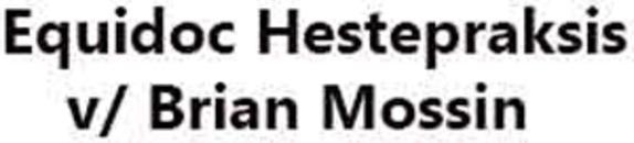 Equidoc Hestepraksis v/ Brian Mossin logo