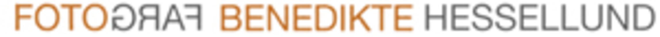 Fotograf Benedikte Hessellund logo