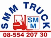 SMM Truck Södertälje Maskin & Mek AB logo