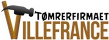 Tømrerfirmaet Villefrance Aps logo