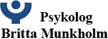 Psykolog Britta Munkholm logo