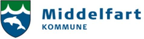 Middelfart Kommune og Jobcenter logo