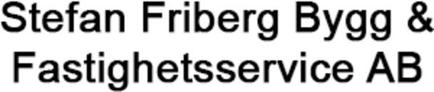 Stefan Friberg Bygg & Fastighetsservice AB logo