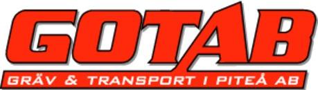 Gräv & Transport i Piteå AB logo
