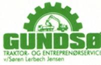 Gundsø Traktor- & Entreprenørservice logo