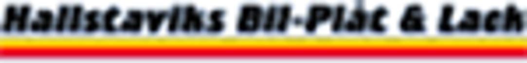 Hallstaviks Bil Plåt & Lack logo