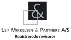 Leif Mikkelsen & Partnere A/S logo