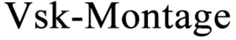 Vsk-Montage logo