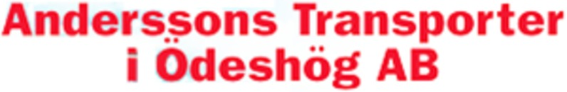 Anderssons Transporter logo