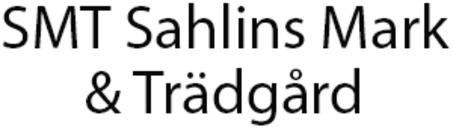 SMT Sahlins Mark & Trädgård logo