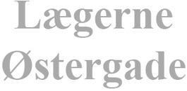 Lægerne Østergade logo