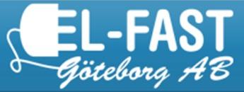 El-Fast Göteborg AB logo