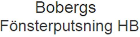 Bobergs Fönsterputsning HB logo