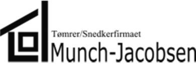 Tømrer/Snedkerfirmaet Munch-Jacobsen logo