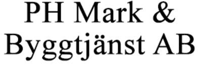 PH Mark & Byggtjänst AB logo