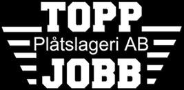 Topp Jobb Plåtslageri AB logo