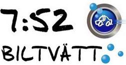 7:52 Biltvätt AB logo