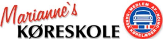 Marianne's Køreskole v/Marianne Gotthard logo