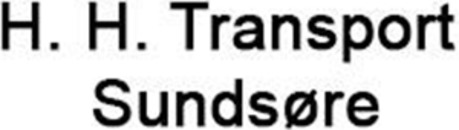 H. H. Transport Sundsøre ApS logo