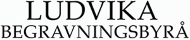 Ludvika Begravningsbyrå logo