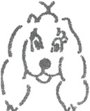 Hillerød Hundesalon logo