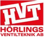 Hörlings Ventilteknik AB logo