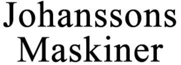 Johanssons Maskiner logo