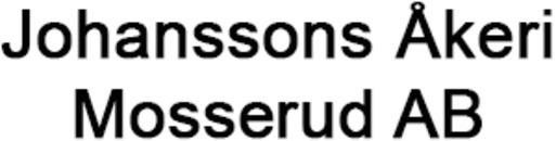 Johanssons Åkeri I Mosserud AB logo